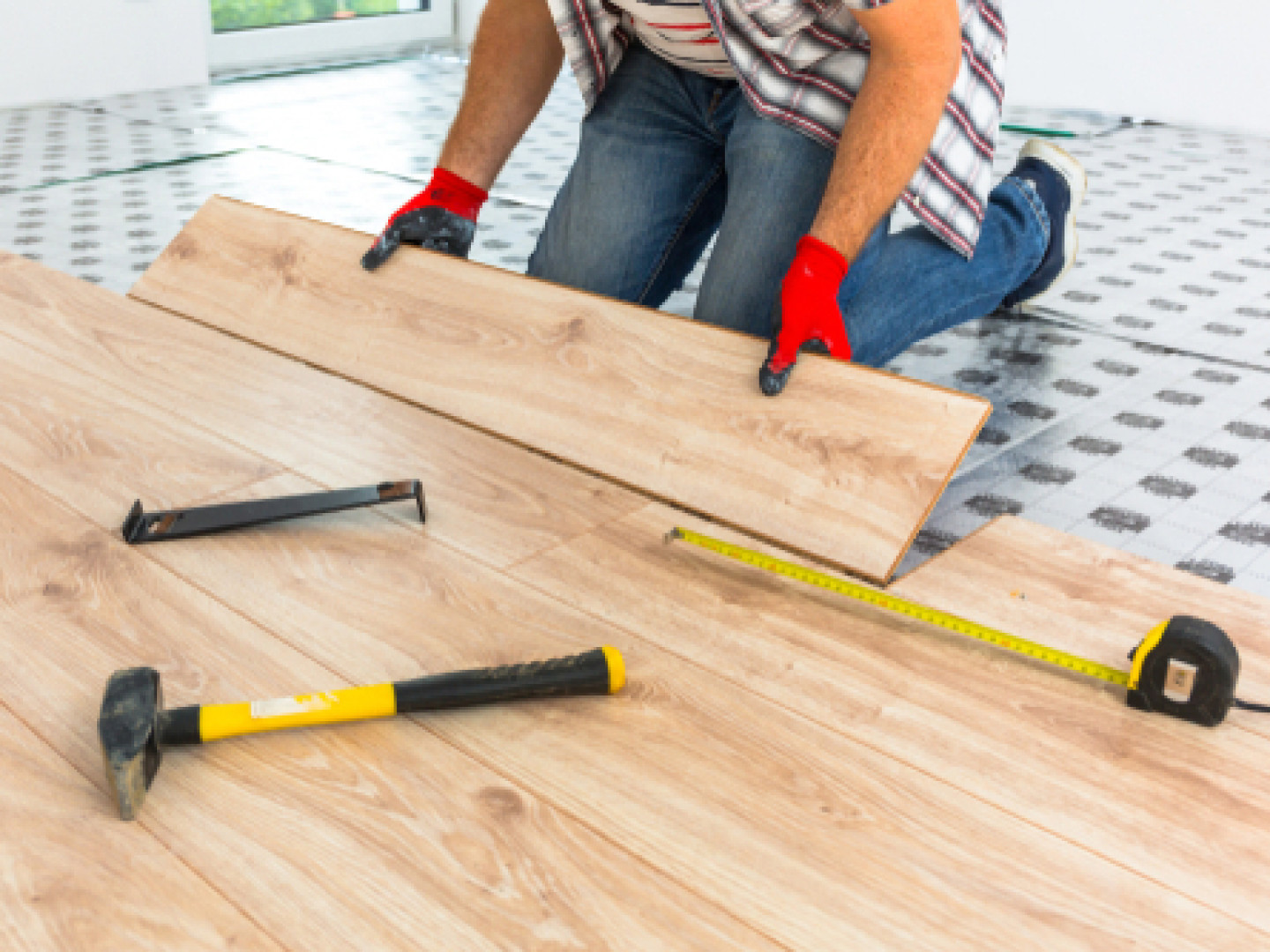 Choose the right type of flooring for your home